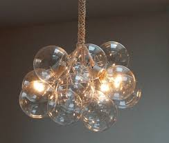 interior stunning diy chandeliers with recycled bottle idea