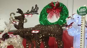 home depot decorations christmas christmas 2017 decor home depot polar bear wreath brown deer