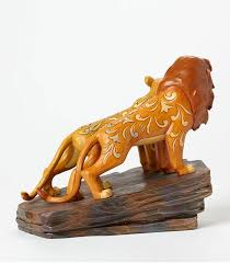 lion figurine jim shore disney traditions simba and nala figurine jim shore lion king