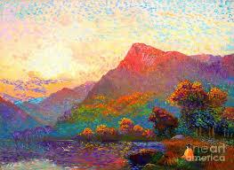 Divine Light Buddha Meditation Divine Light Painting By Jane Small
