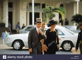 sultan hassanal bolkiah wives brunei a british diplomat and his wife arrive for a birthday