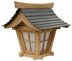 more information about the design of japanese garden lantern s
