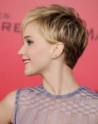 jennifer lawrence u0027s pixie bedhead pixies and hair style