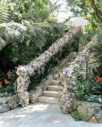 Floral Decor 436 Best Wedding Staircases Decor Images On Pinterest Wedding