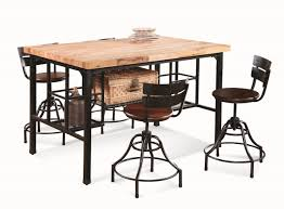 kitchen cool 30 round butcher block table top kitchen table with