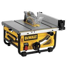 dewalt 10 portable table saw dewalt 10 in compact job site table saw with site pro modular