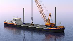 Man Rollo Gensets Ordered For Van Oord U0027s Lng Powered Crane Vessel
