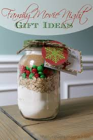family movie night gift for budget friendly families