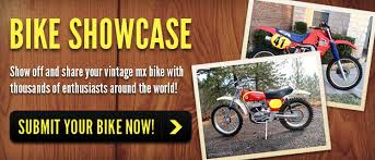 vintage motocross bikes sale vintage motocross bikes parts apparel gear for sale history