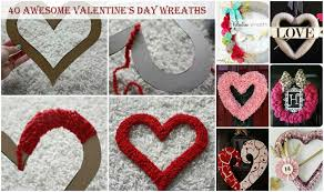 s day wreaths 40 awesome s day wreaths i diy