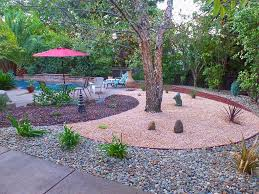 Backyard Xeriscape Ideas Popular Drought Tolerant Landscape Ideas Bistrodre Porch And