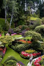 219 best butchart gardens images on pinterest garden nature and