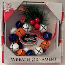 of florida gators wreath ornament new