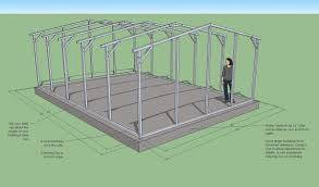 Garage Length by Pouring A Slab Foundation For A Carport Or Garage Coast To Coast