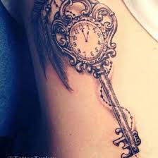 15 stylish key tattoo designs and pictures styles at life