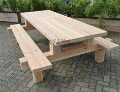 Free Picnic Table Plans 8 Foot by Plans For Building An 8 Foot Long Picnic Table Garden