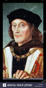 Tudor King Henry Vii 1457 1509 First Tudor King Of England From 1485