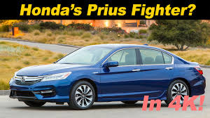 2017 honda accord hybrid review and road test detailed in 4k uhd