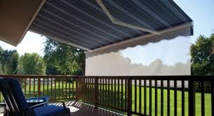 Retractable Awning For Deck Residential Portland Or Mcgee Blinds U0026 Awnings