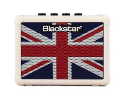 Photo Flag Blackstar Fly 3 Union Flag Special Edition Blackstar Amplification