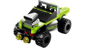 lego racers truck lime racer 8192 lego racers tiny turbos building