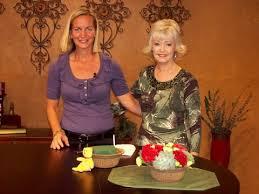 Flower Duet - thanksgiving centerpiece cactus flower floral picks tv shows