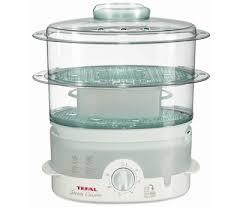 cuisine tefal tefal steamer ultracompact vc100130