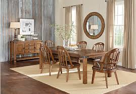 Dining Room Collection Furniture Picture Of Eric Church Highway To Home Heartland Falls Brown 5 Pc