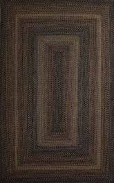 Rugs Black Braided Area Rugs Country Rugs 17 And Up Free Shipping Bold