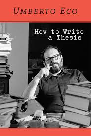 how to write a good thesis paper how to write a thesis the mit press how to write a thesis