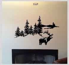 wall art decals hunting color the walls of your house