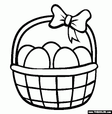 easter online coloring pages page 1 throughout easter pages to