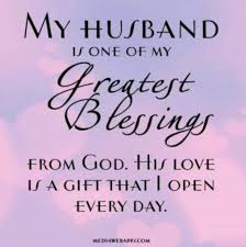 Quotes On Gods Love by Thank You God For Blessing Me My Husband Is Awesome