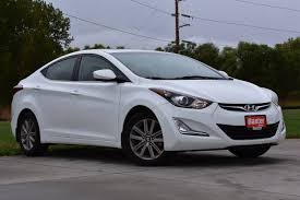 hyundai elantra l 2015 used 2015 hyundai elantra for sale at baxter auto stock z7420