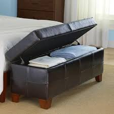 Foot Of Bed Bench With Storage Bedroom Amazing Storage Bench Seat Home Furniture Benches With
