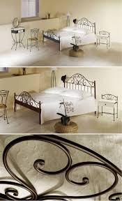 best 25 metallbett 140x200 ideas on pinterest metallbett