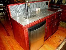 Cheap Kegerator Brilliant Kitchen Island Kegerator C Throughout Design Inspiration
