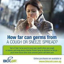 how fast does a sneeze travel images How far can germs from a cough or sneeze spread up to 3 feet so jpg