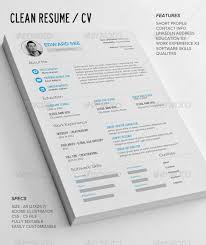 Cv Resume Templates 155 Premium Cv Resume Templates In Indd Eps Psd Xdesigns