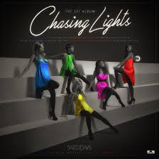 the saturdays the 1st album chasing lights by diyeah9tee4 on