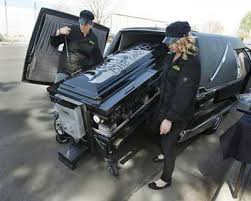 hearses for sale nothing to do with arbroath company use hearses and coffins to
