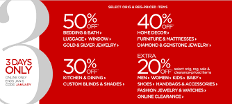 Jcpenney Blind Sale Save Up To 50 In January Sale At J C Penney Nerdwallet