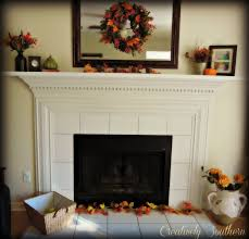 decorating blogs southern fall mantel decorating ideas