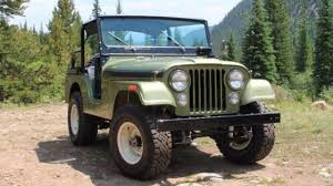 1971 Jeep Cj 5 Classics For Sale Classics On Autotrader