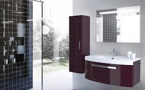 salle de bain aubergine et gris cuisine salle de bains design photos pour s u0026 inspirer cã tã