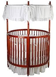 amazon com baby doll bedding sensation round crib bedding set