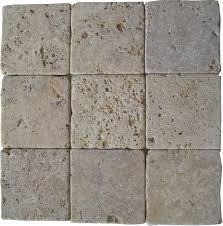 distributor of travertine tumbled tiles in miami nalboor