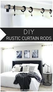 best 25 black curtain rods ideas on pinterest white curtain rod