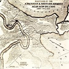 Map Of New Orleans Louisiana by File Battleofneworleansareamap Jpg Wikimedia Commons