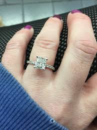 nj wedding band suggestions for wedding band with three e ring